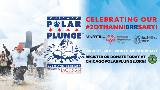 Chicago Polar Plunge as featured onThe Haute Seeker