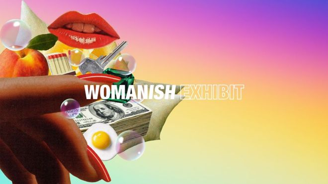 Womanish Exhibit Womens history month as featured on The Haute Seeker