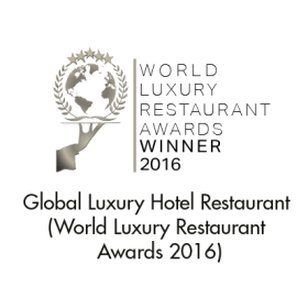 Luxury Hotel Restaurant (Malaysia) (World Luxury Restaurant Awards 2016)