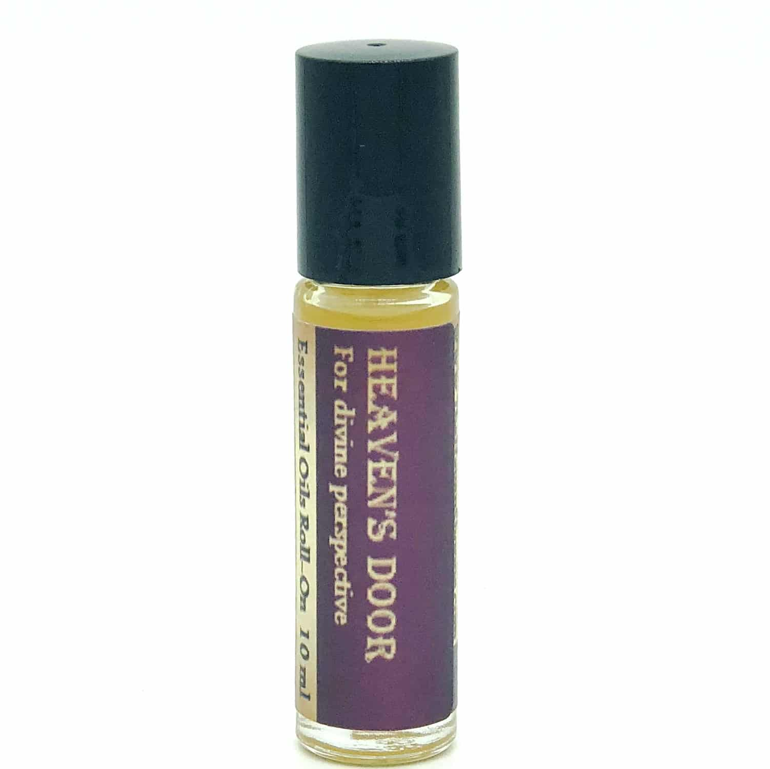 heaven's door essential oil roll on for crown chakra