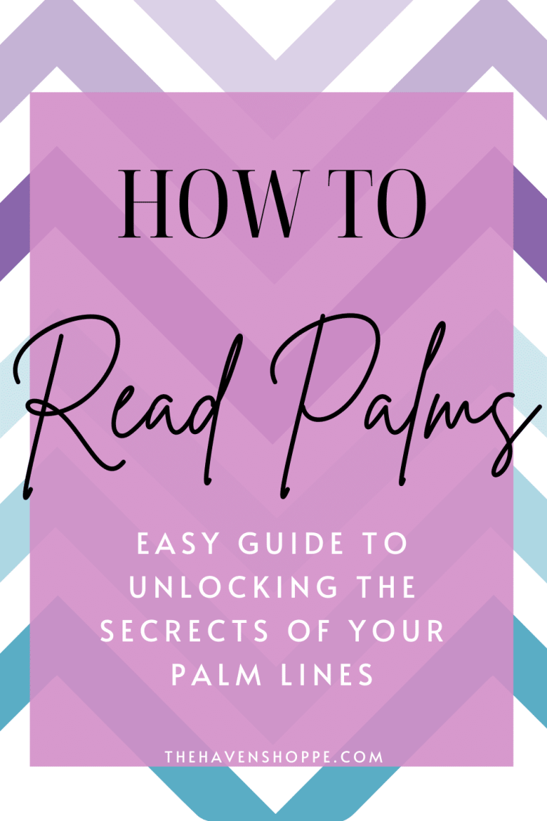 how to read palm lines pin