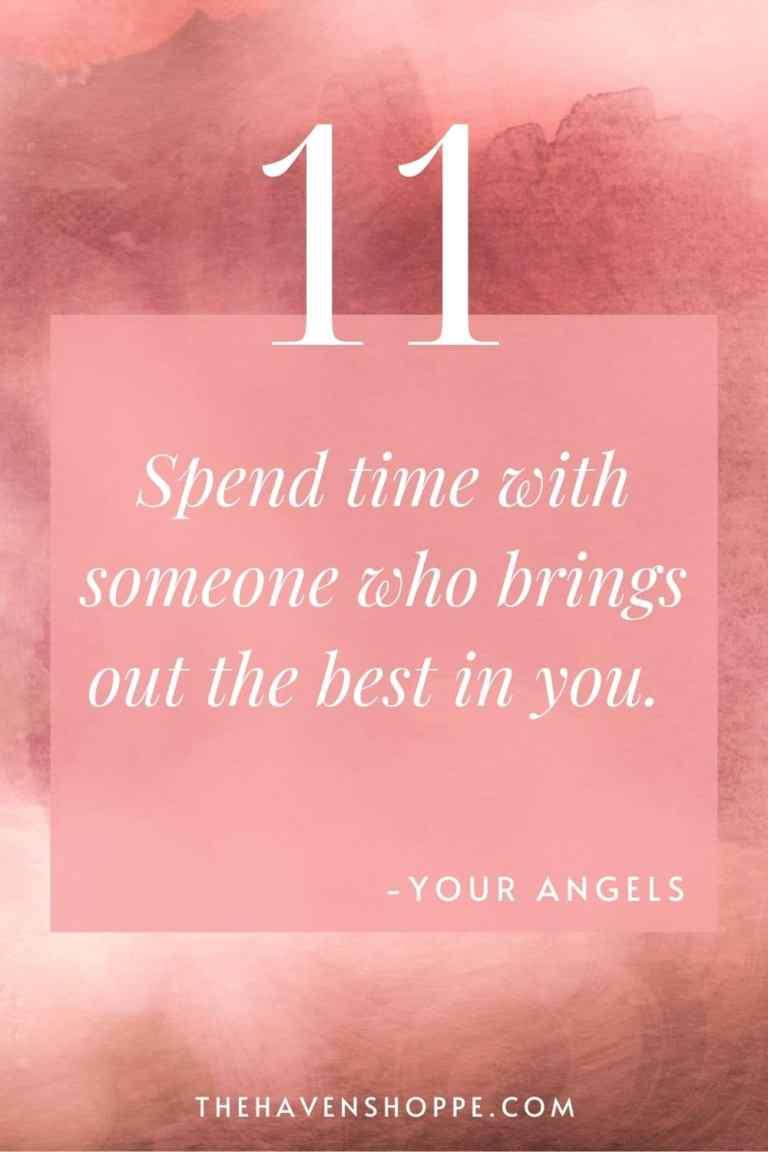 pinnable angel number 11 message