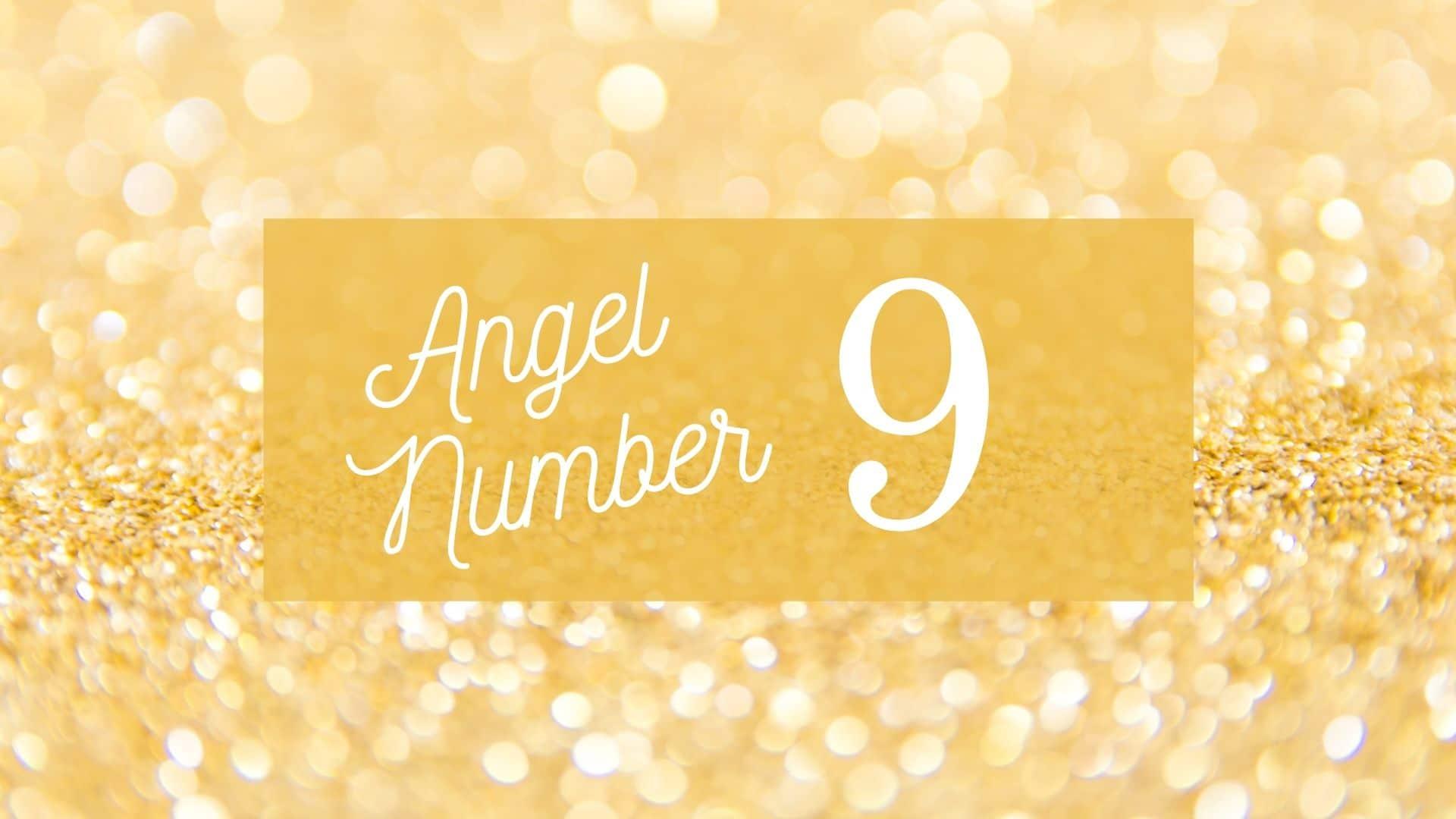 angel number 9