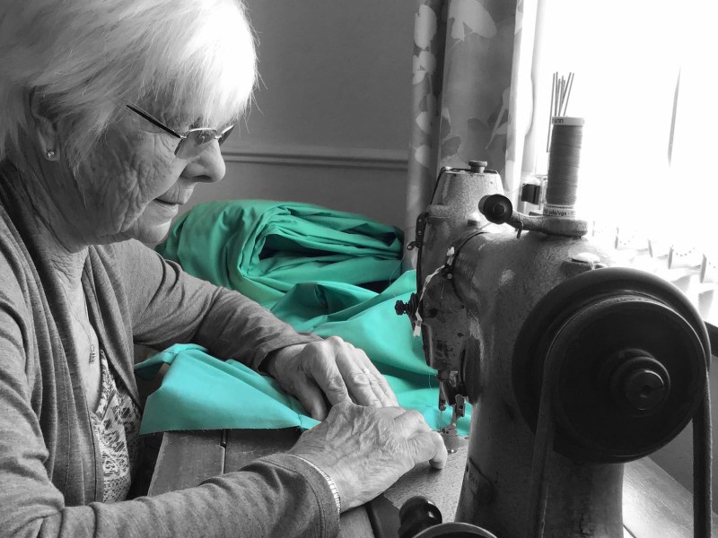 scrubs made in the uk with love