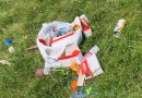 People leave endless litter across Havering parks.