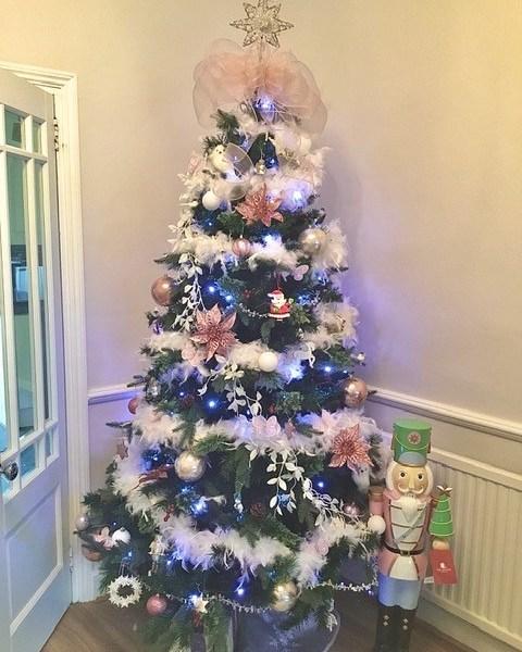 rosie cozy christmas