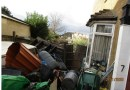 Man fined for messy garden.