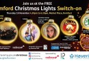 Romford Christmas switch on is back!