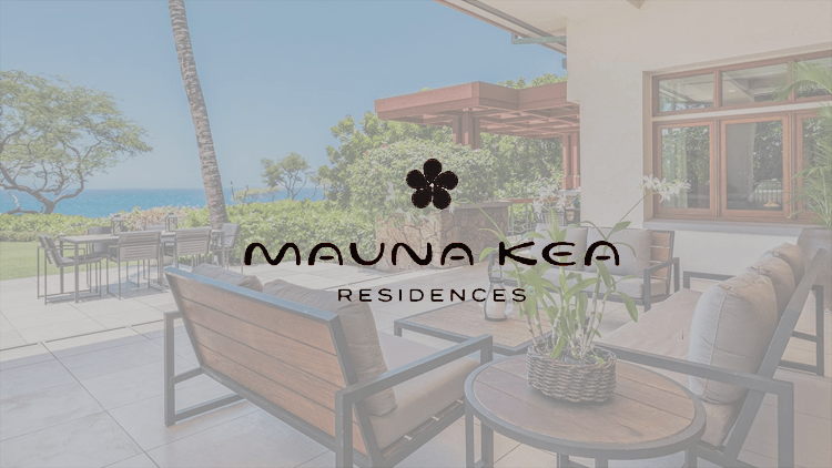 Mauna Kea Resort Hawaii Luxury Real Estate