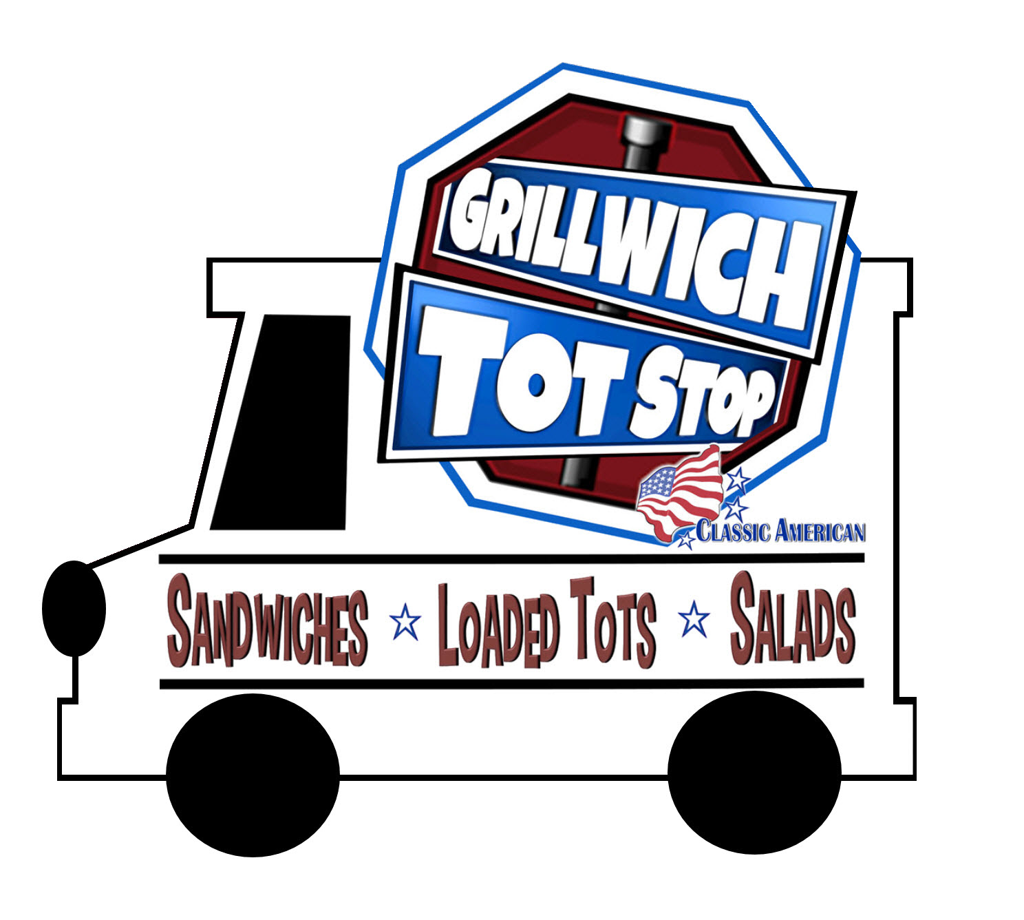 GrillWich Tot Stop