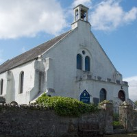 St Moluag's Cathedral on the Isle of Lismore