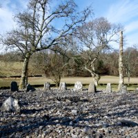 Temple Wood stone circles, Kilmartin Glen