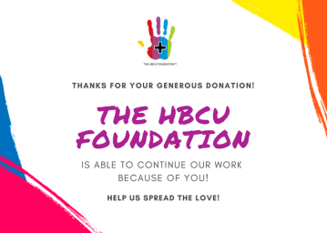 HBCU Thank You
