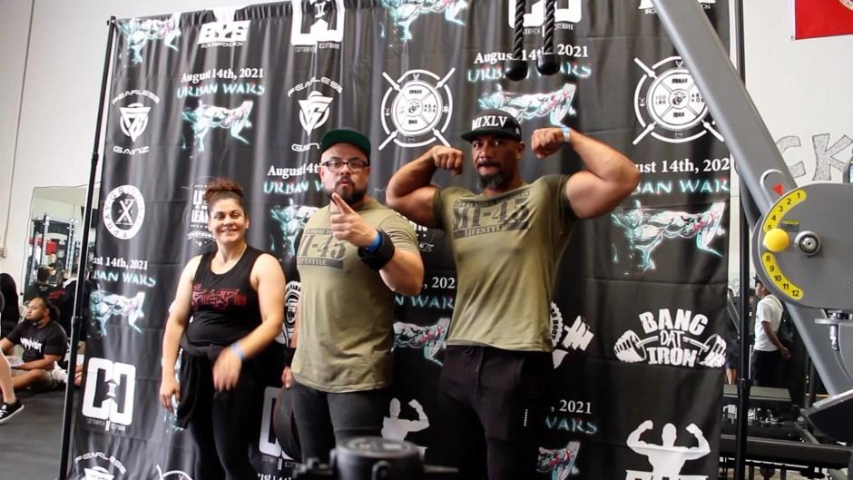 urban wars fitness expo