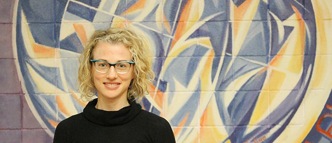 Dr Stephanie Coen a CIHR Postdoctoral Fellow!