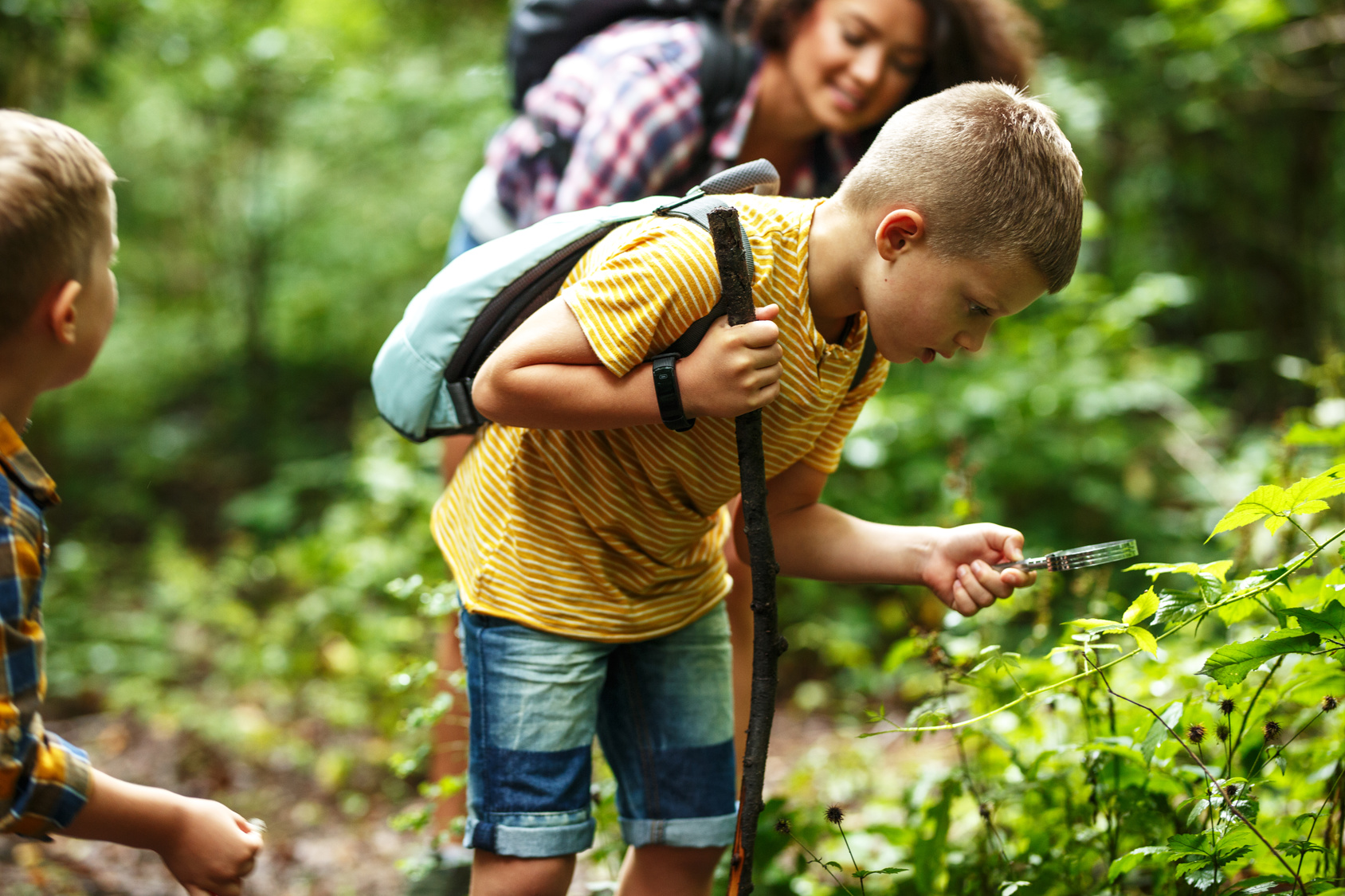 'Nature makes people happy, that's what it sort of means:' children's definitions and perceptions of nature in rural Northwestern Ontario