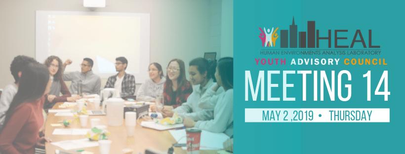 HEALYAC Meeting 14