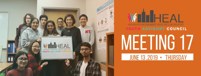 HEALYAC Meeting 17