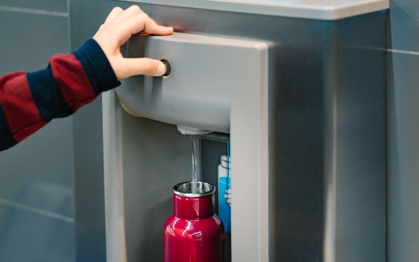 Promoting healthy beverage consumption habits among elementary school children