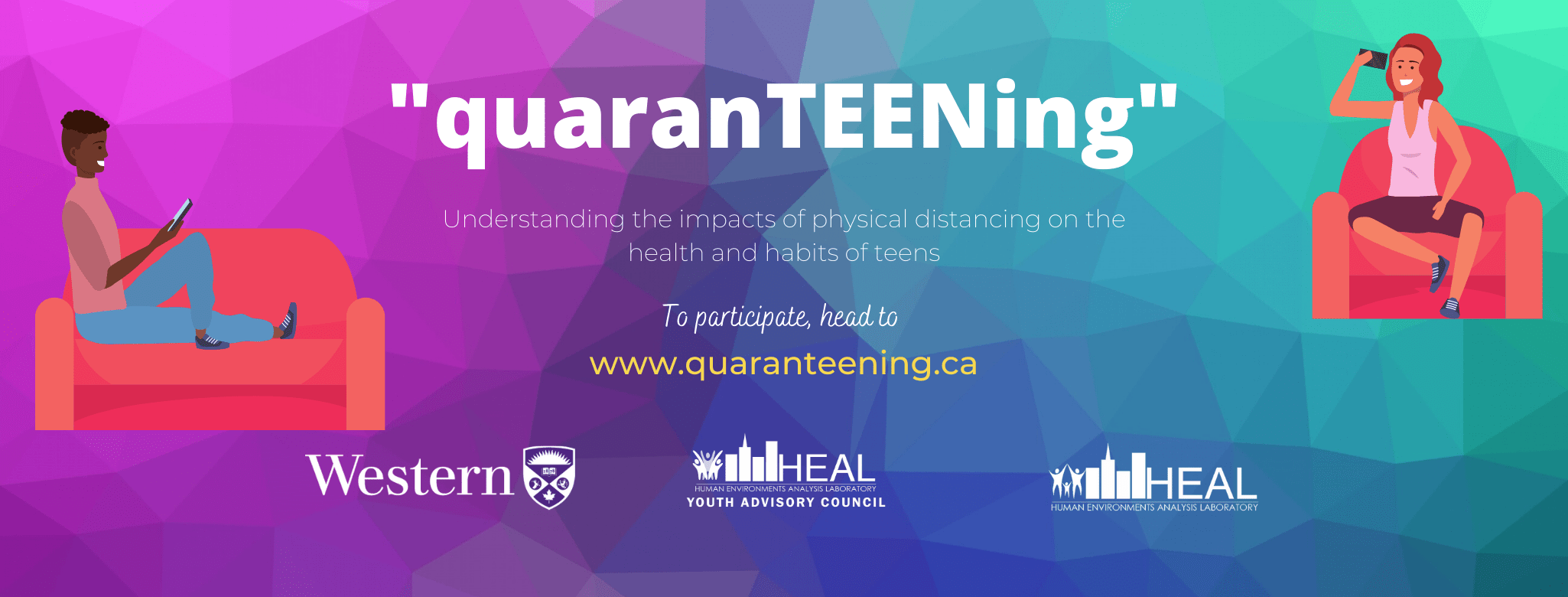 QuaranTEENing: Understanding The Impacts of Physical Distancing On The Health & Habits of Teens