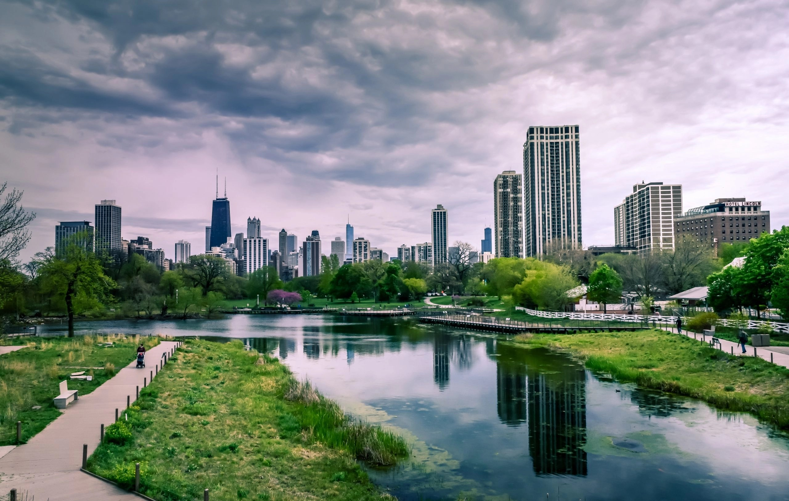 Is The Pandemic Changing Our Relationship With Parks and Cities?