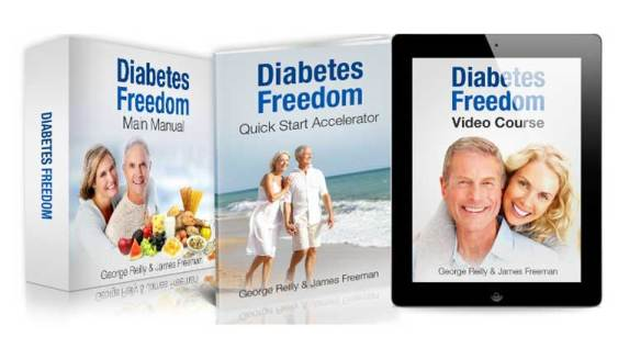 Diabetes Freedom Review - Full Program by George Reilly
