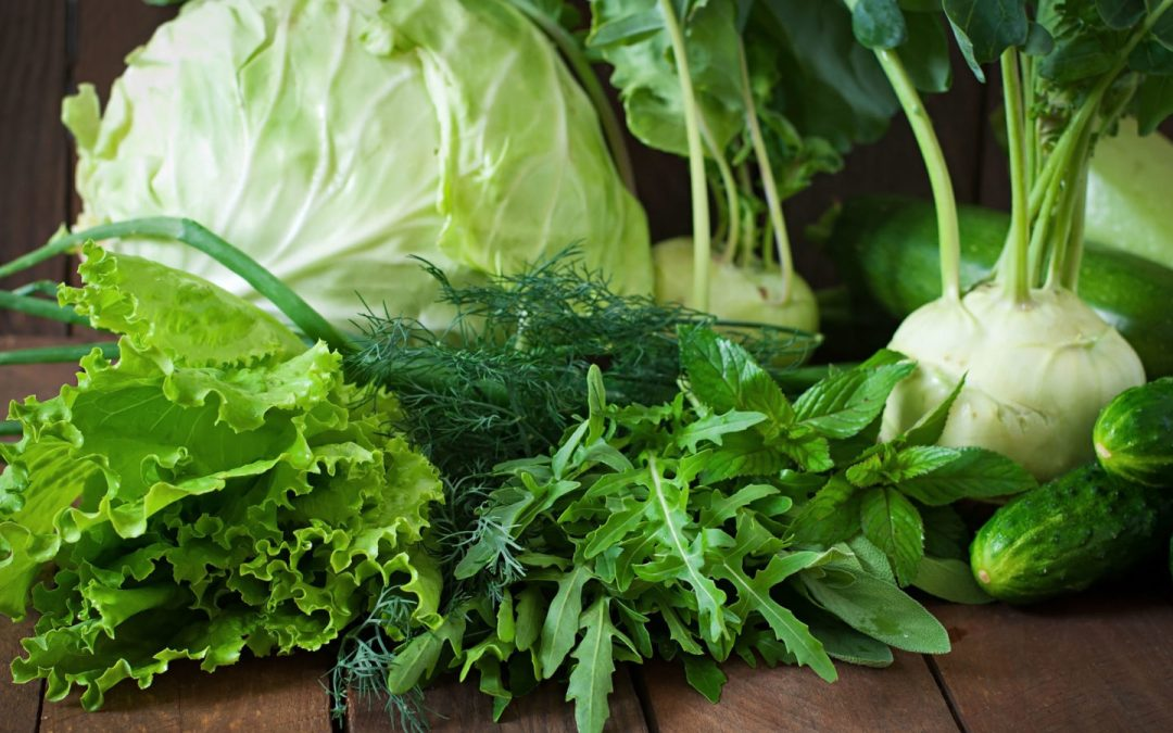 12 Quick Ways to Add Greens to Your Diet