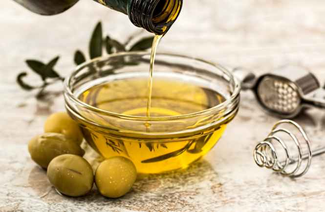 A healthy cooking oil