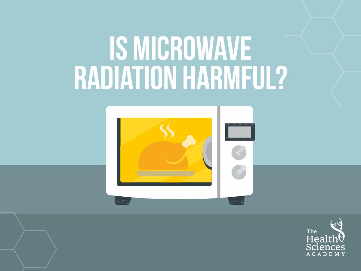 is microwave radiation harmful
