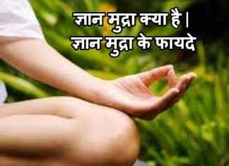 ज्ञान मुद्रा क्या है | ज्ञान मुद्रा के फायदे | Gyan Mudra Benefits in Hindi