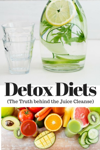 (The Truth behind the Juice Cleanse)
