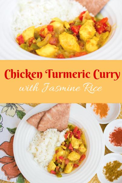 Chicken Turmeric Curry
