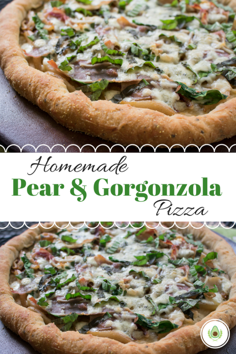 Pear & Gorgonzola