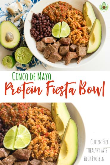 Protein Fiesta Bowl