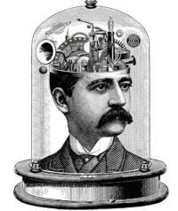 Executive Brain In Jar