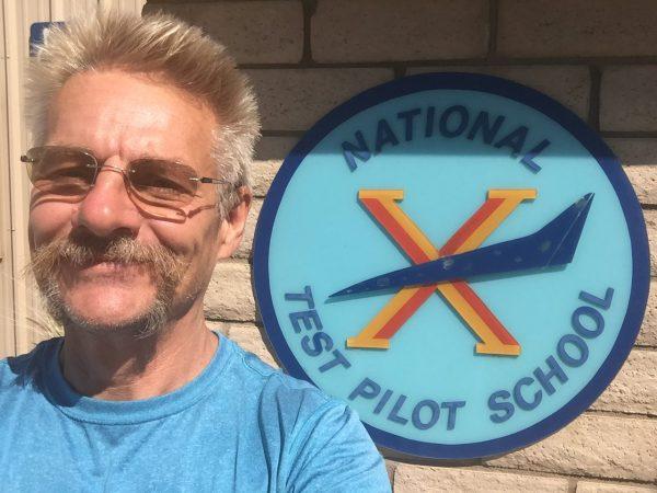 Jeff Popoff Experimental Test Pilot