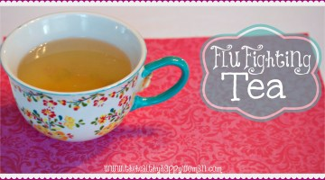 Flu Fighting Tea