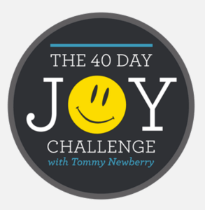 The 40-Day Joy Challenge