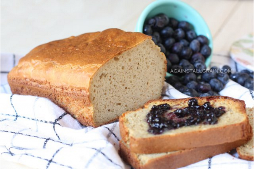 Grain-Free Sandwich Bread