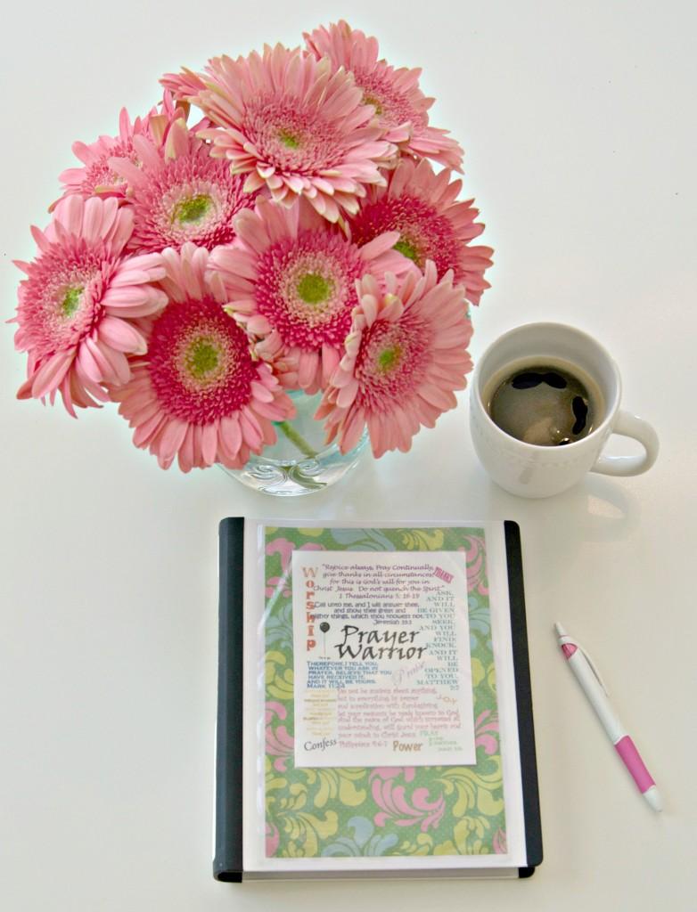 Prayer Notebook 1