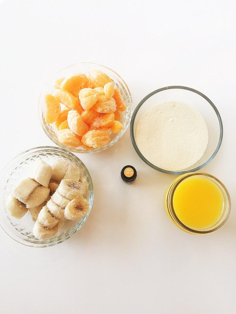 orange smoothie 1