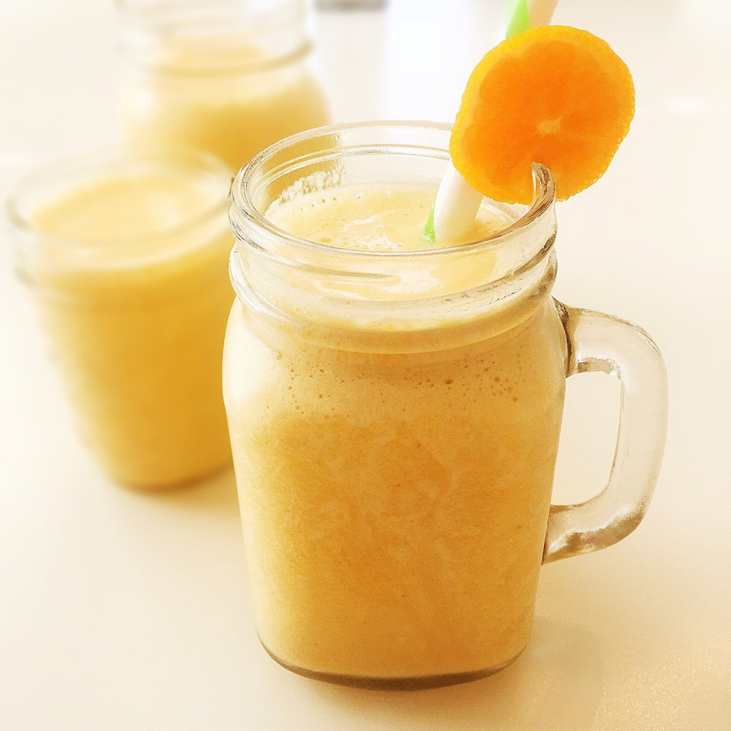orange smoothie 2