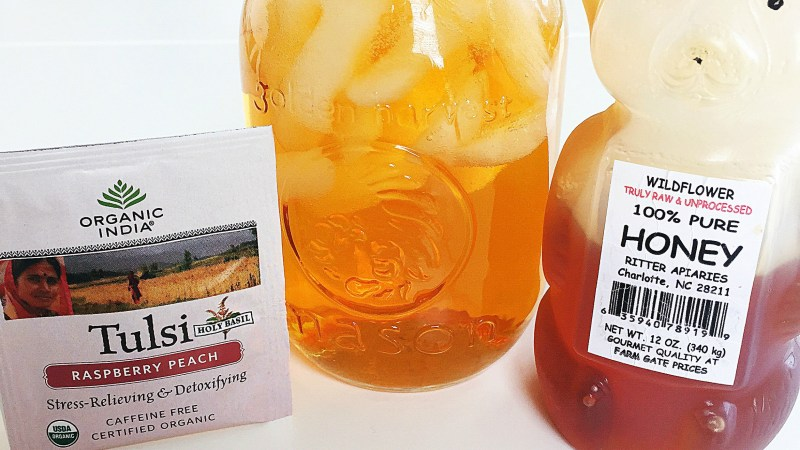 Stress-Relieving Iced Tea
