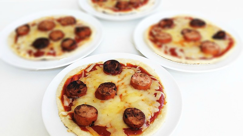 Quick and Easy Grain-Free Pizzas