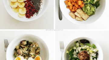 One Bowl Meal Ideas