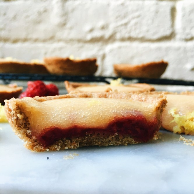 Lemon and Raspberry Tart 3