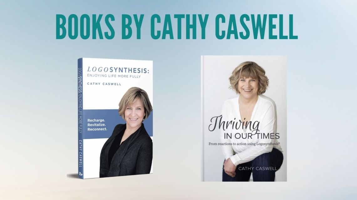 Books about Logosynthesis by Cathy Caswell