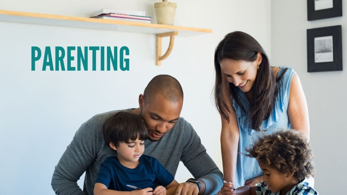 Supporting parenting using Logosynthesis