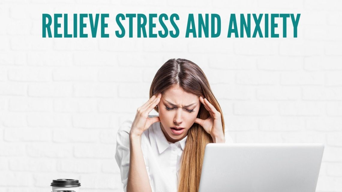 Relieve stress and anxiety using Logosynthesis
