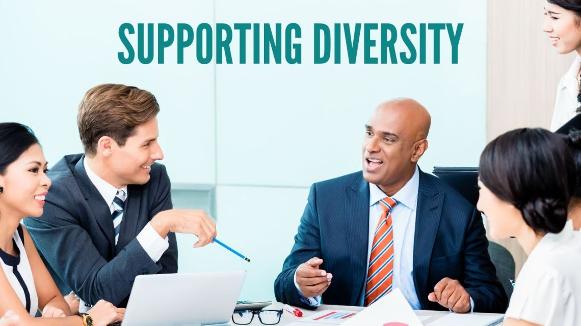 Supporting diversity and inclusion using Logosynthesis